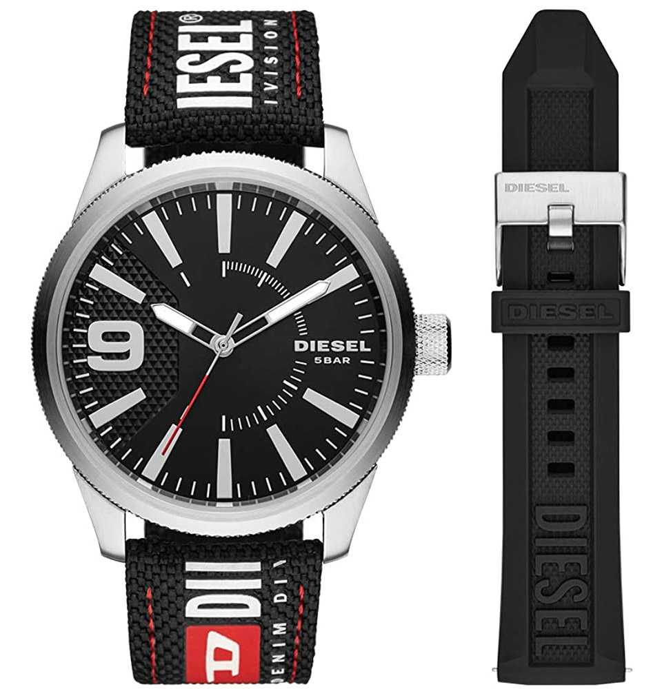 Diesel Rasp Watches