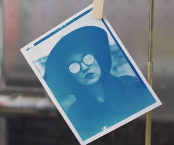 DIY Cyanotype Prints