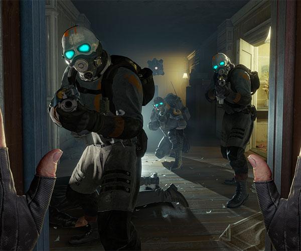 Dunkey on Half-Life : Alyx