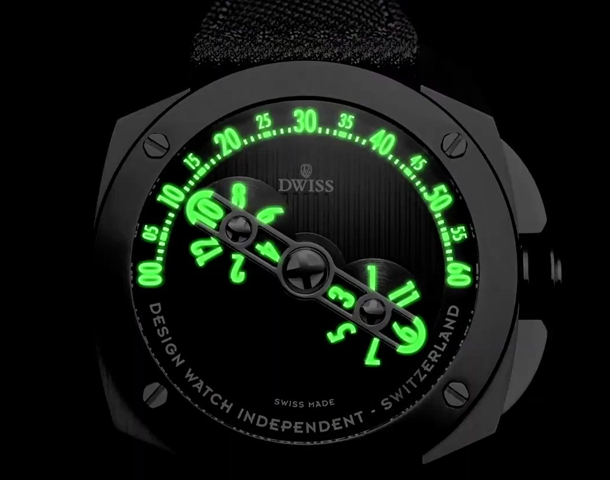 DWISS RW1 Swiss Watch