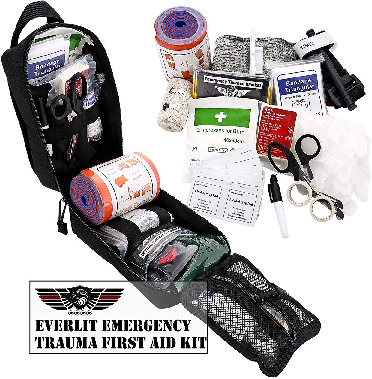 Everlit Emergency Trauma Kit