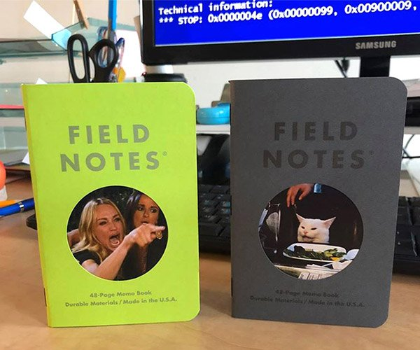 Field Notes Vignette Edition