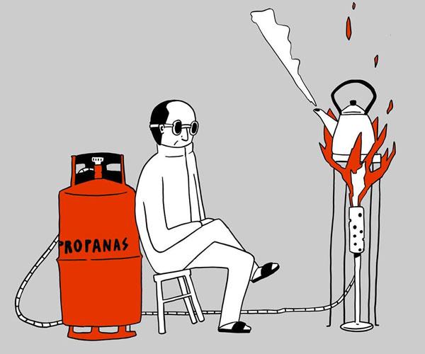 Film Crew in Quarantine