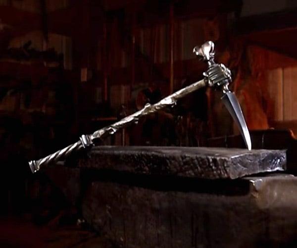 Forging a Real War Hammer