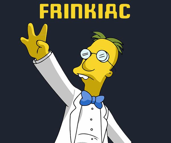Frinkiac Simpsons Database