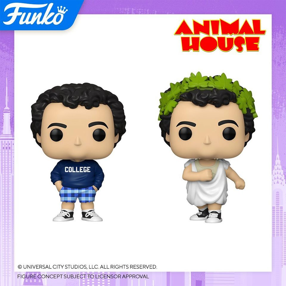 Funko Pop x Animal House & Stripes