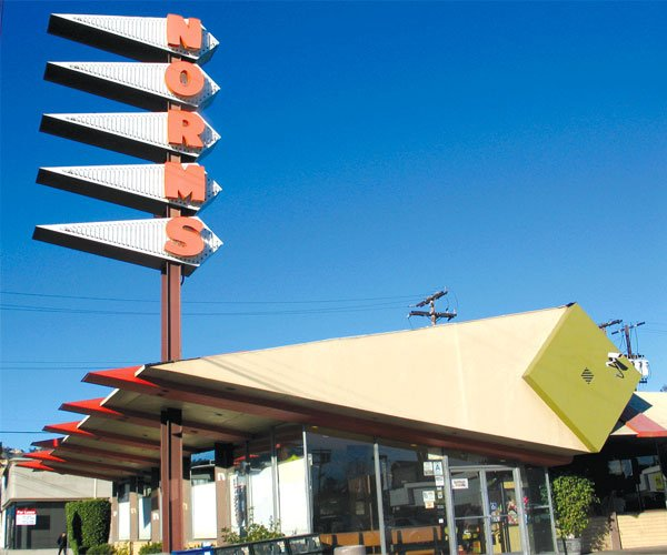 What's Googie Architecture?
