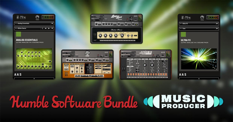 Humble Music Producer Bundle