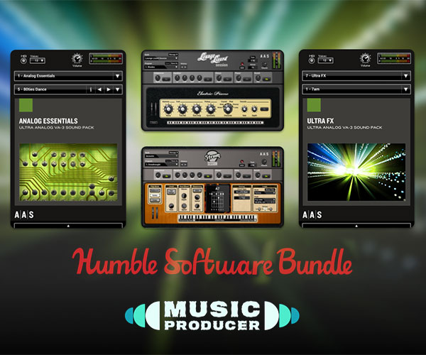 Humble Music Producer Bundle