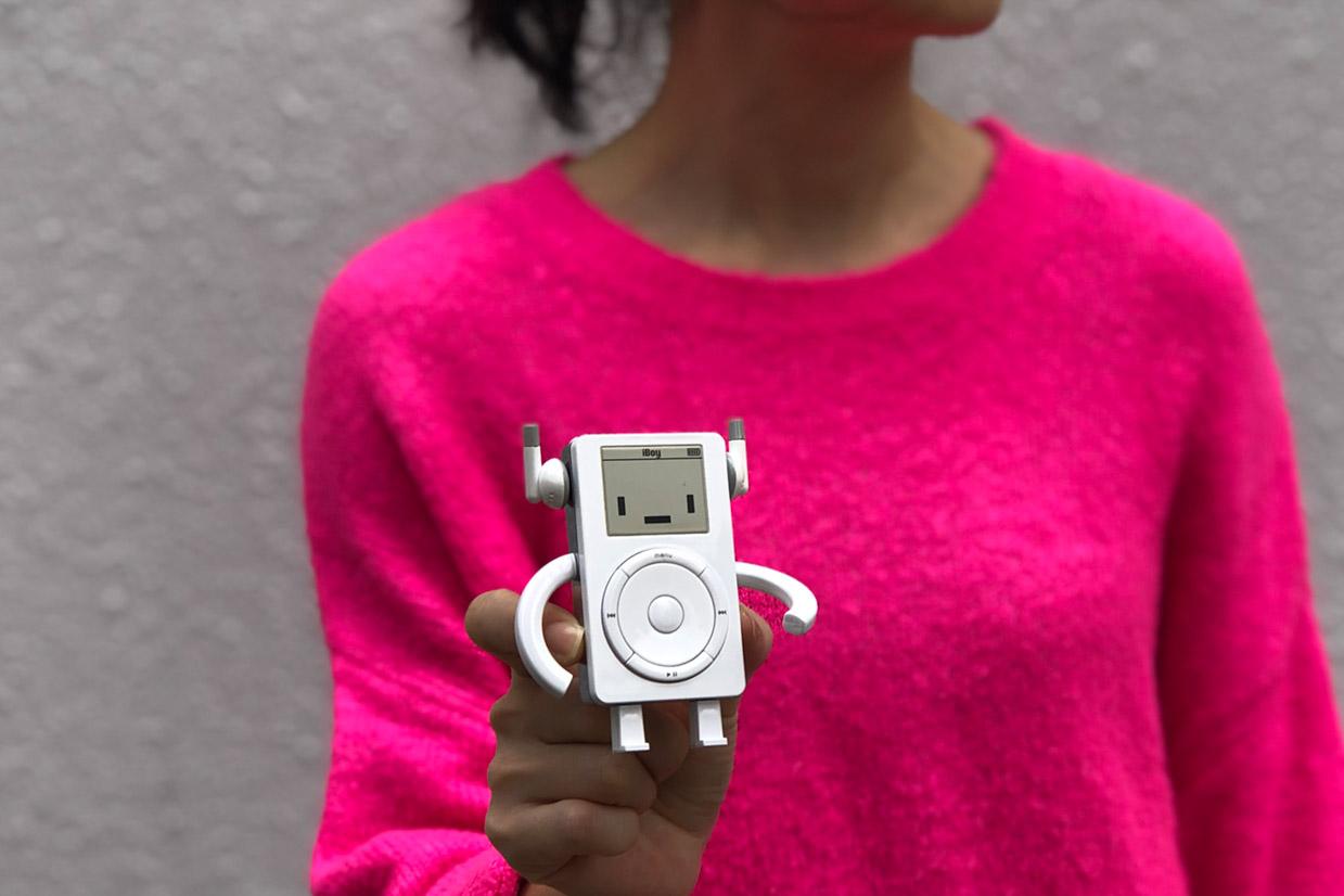 iBoy Collectible Figure