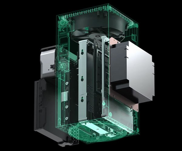 Inside the Xbox Series X