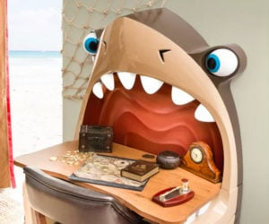 Kids' Shark Desk
