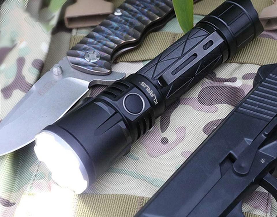 Klarus XT21X Flashlight
