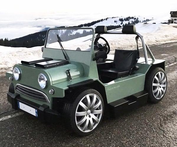Lazareth Mini Moke V8M
