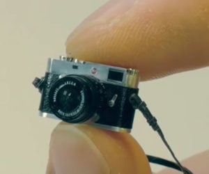 Making a Tiny Camera