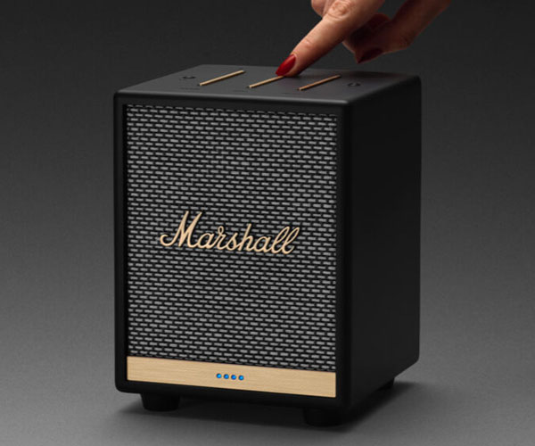 Marshall Uxbridge Voice Speaker