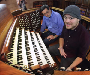 MIDI-Controlled Pipe Organ