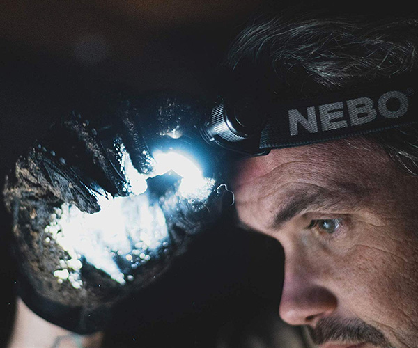 NEBO Transcend Headlamp