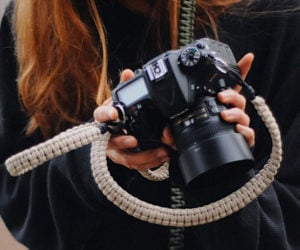 Paracord Camera Straps