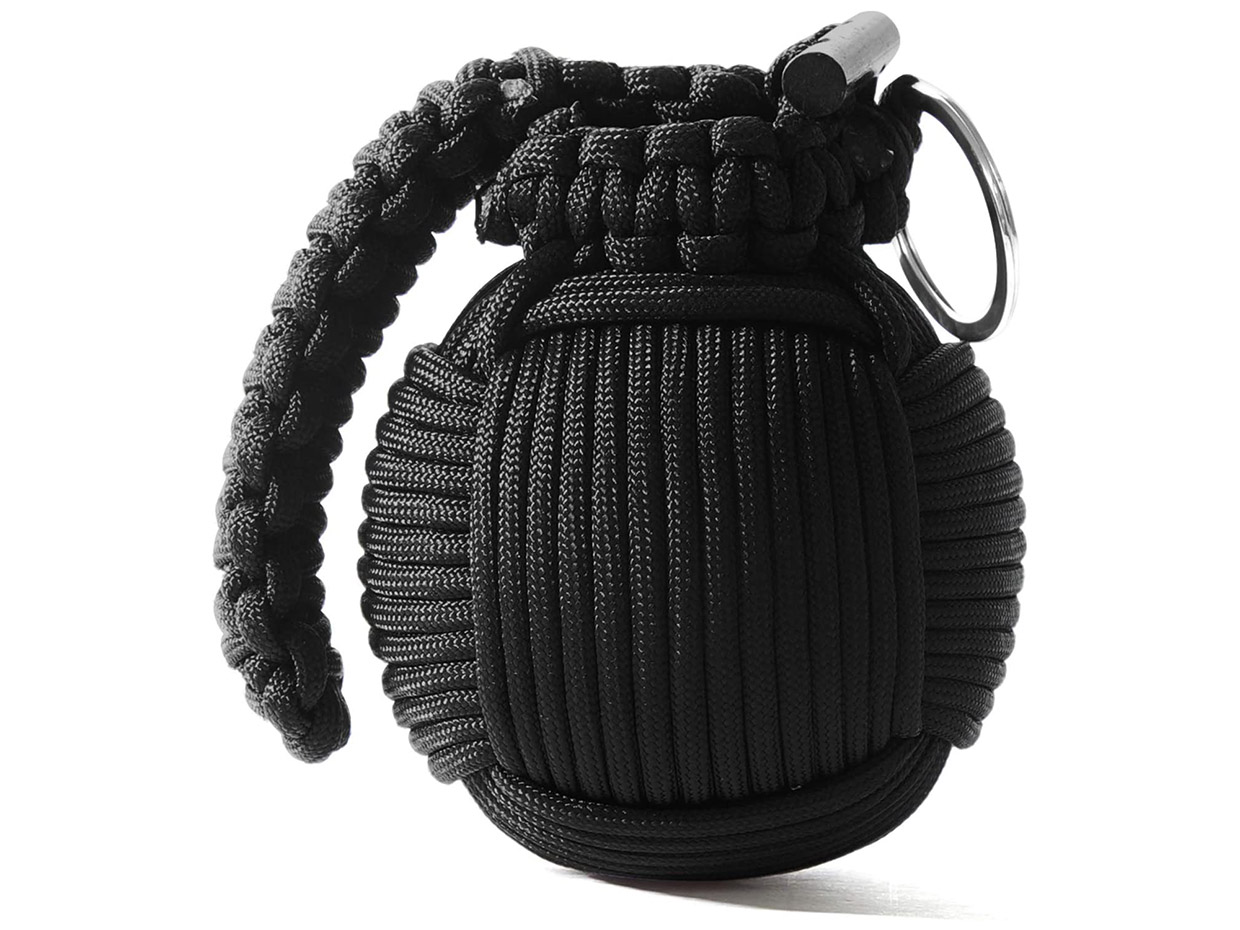 Paracord Survival Kit Grenade