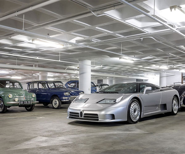 Petersen Automotive Museum Vault