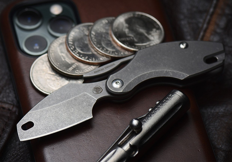 Prylobyte EDC Knife