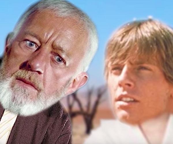 Girlfriend Recaps Star Wars