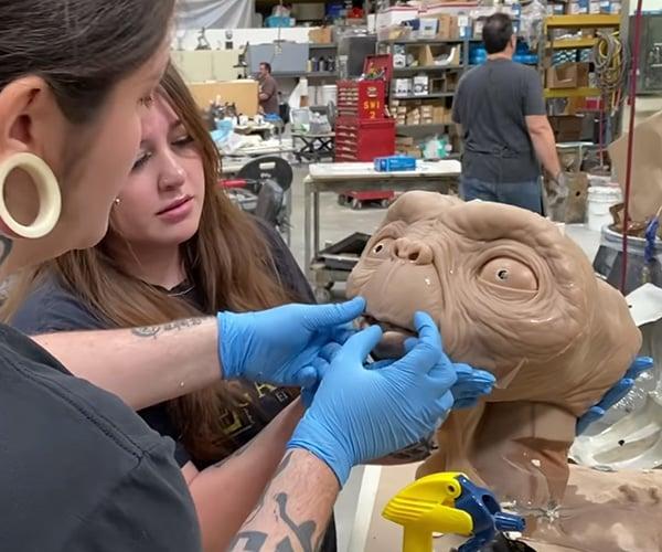 Re-Constructing E.T.