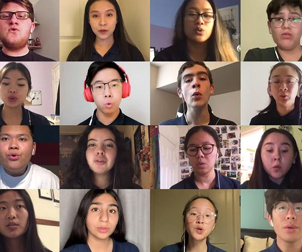 Remote Choir