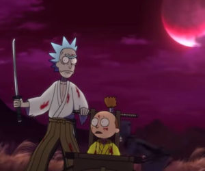 Samurai & Shogun Rick and Morty
