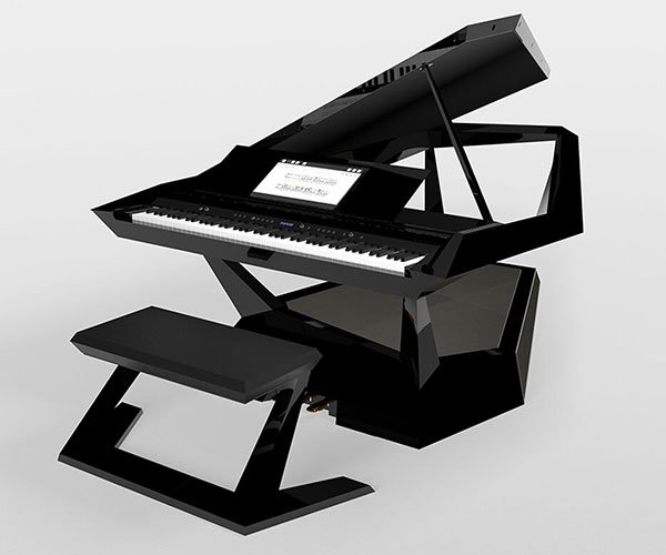 Roland Facet Grand Piano