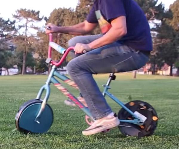 Roomba Bicycle