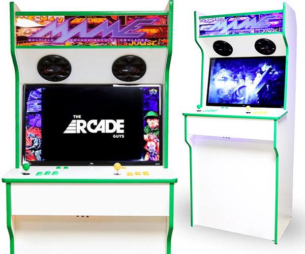 Slimline Arcade Cabinets