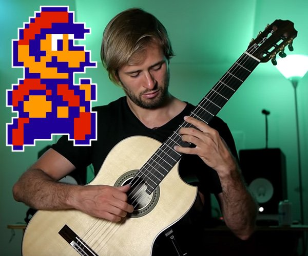 Super Mario Bros. 2 Acoustic