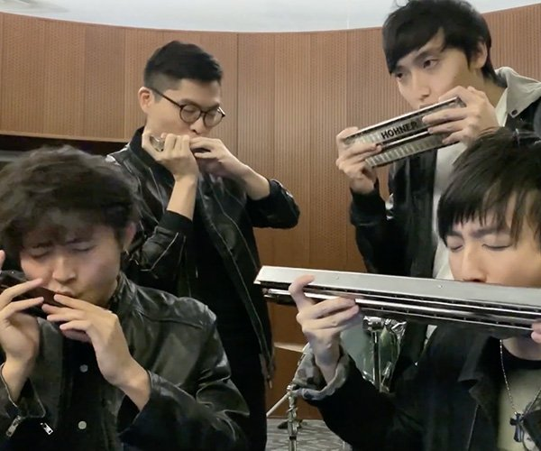 Take Five: Harmonica Cover