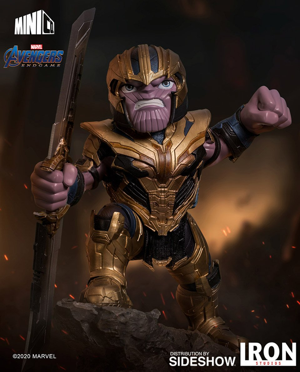 MiniCo. Thanos Endgame Figure