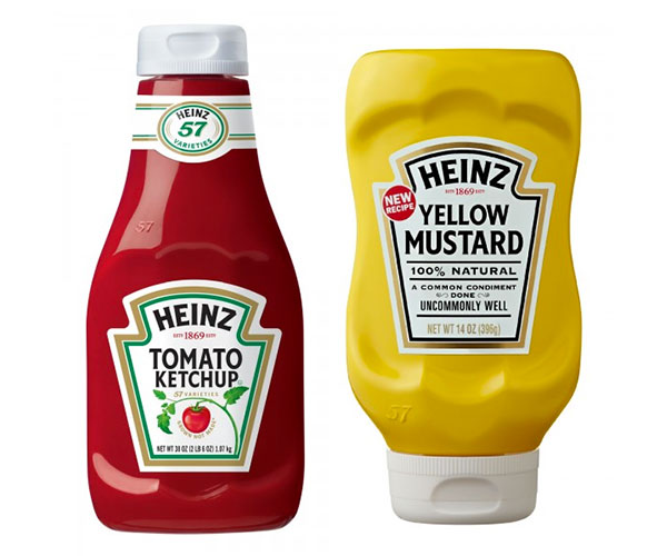 The History of Ketchup and Mustard