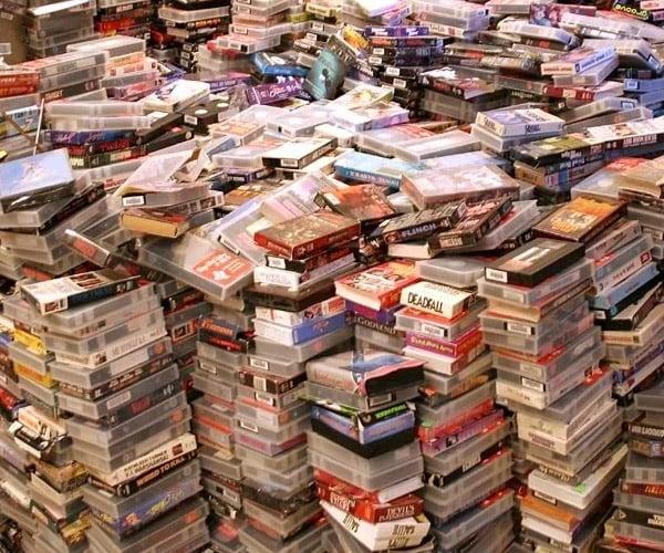 The VHS Vault