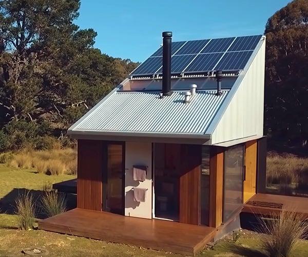Bruny Island Tiny House