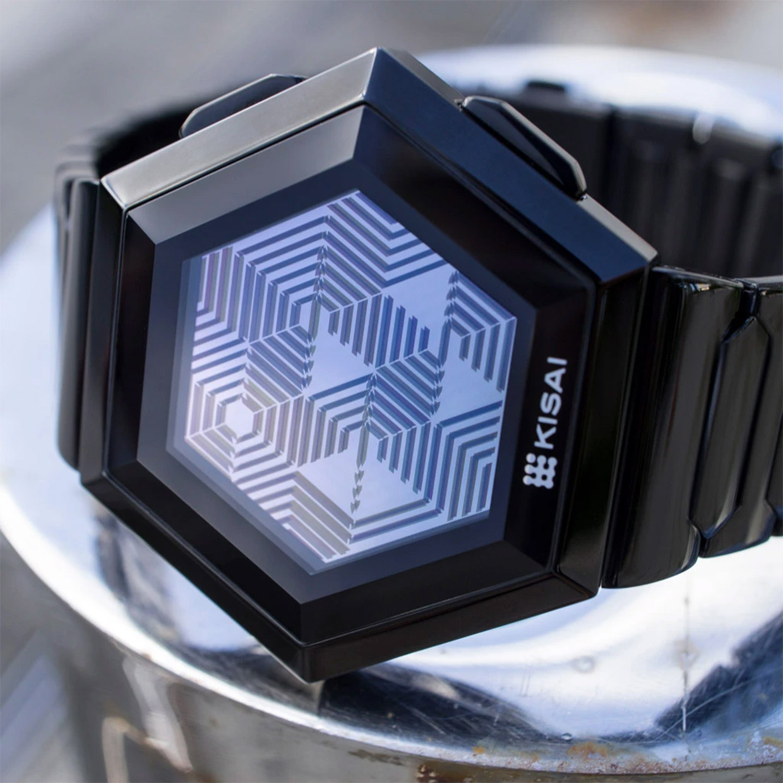 TokyoFlash Quasar LCD Watch