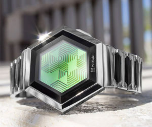 TokyoFlash Quasar LCD Watch