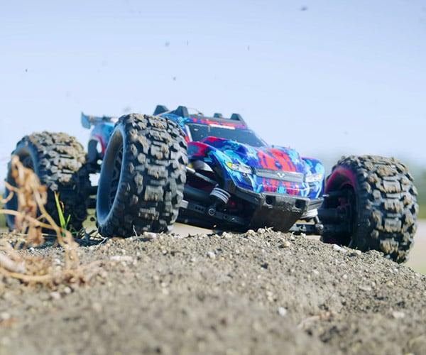 Traxxas Sledgehammer R/C Tires