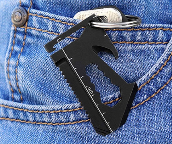 TTool Keychain Multitool