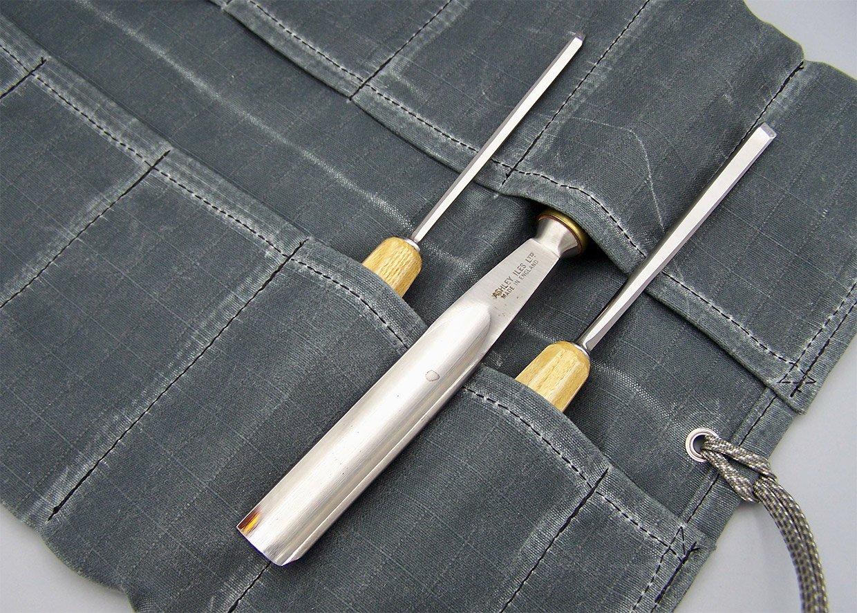 16-Pocket Tool Rolls