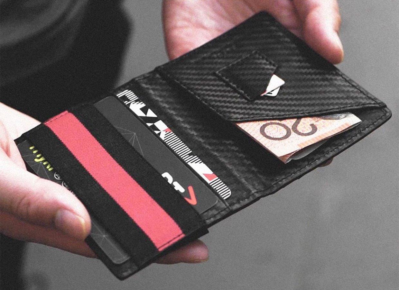 Zero 3 Slim Bifold Wallet