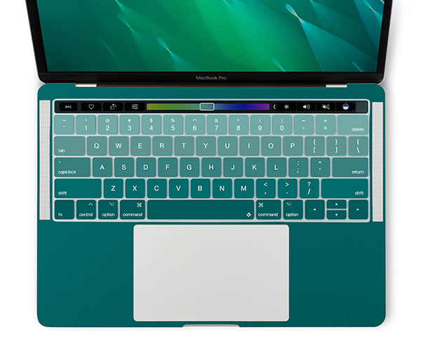 Colorkit for MacBook