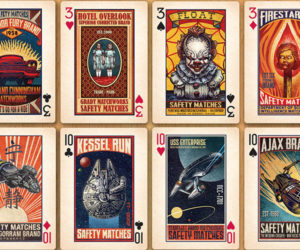 A Striking Collection Playing Cards