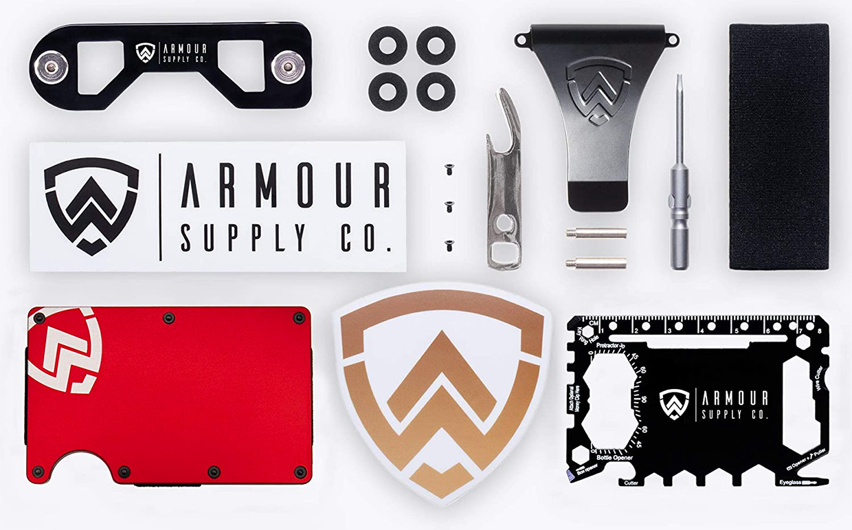 Armour Supply Co. Wallet Bundle