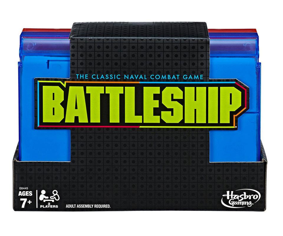 Battleship Neon Pop Edition Game