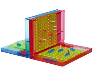 Battleship Neon Pop Edition Game